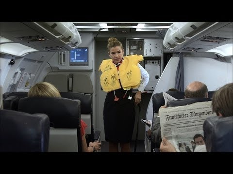Stewardess with assertiveness  Ladykracher