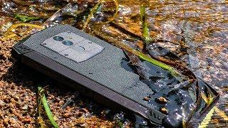 Самый защищенный смартфон с Aliexpress! Обзор Doogee S55