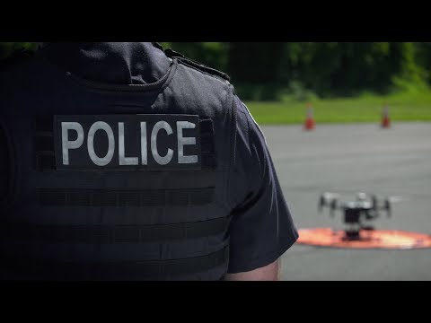Aerial Assets: Drones in Law Enforcement