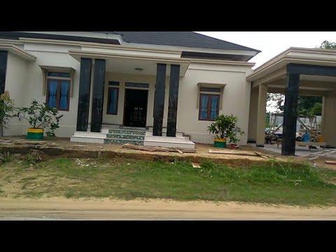 Desain Rumah 1 Lantai 12x20m