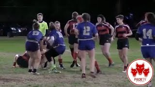 Rugby vs  Queens University (November 16th, 2018)