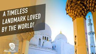Sheikh Zayed Grand Mosque – Jewel of Abu Dhabi | CNN Travel