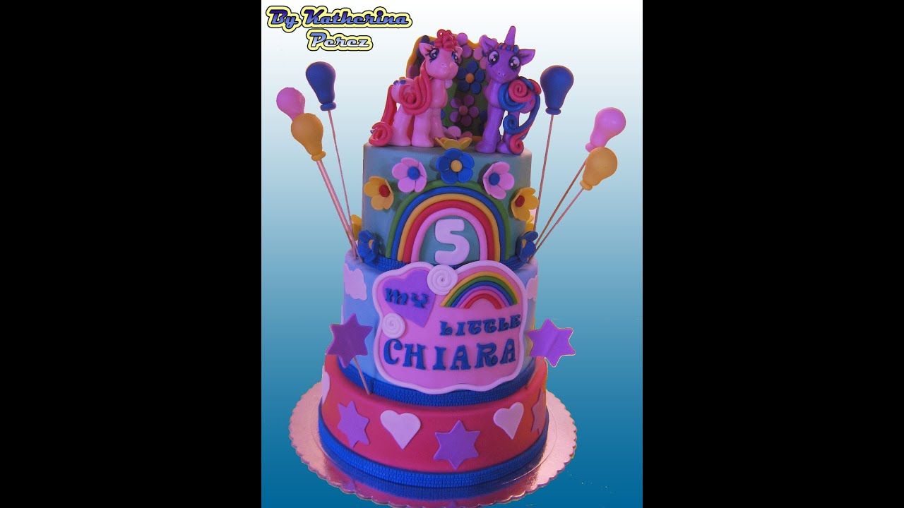 how to make a my little pony cake youtube