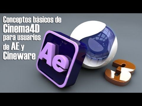 Tutorial basico cinema4D (Parte 3) by: @IldefonsoSegura