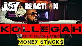 Kollegah - Money Stack$ (feat. Young Latino) I REACTION/ONE.TAKE.ANALYSE