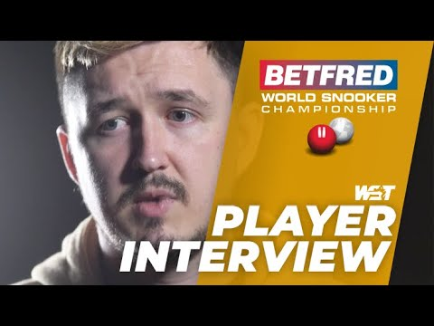 Kyren WILSON Remembers 2020 Semi Final Epic With Anthony McGILL | Betfred World Championship