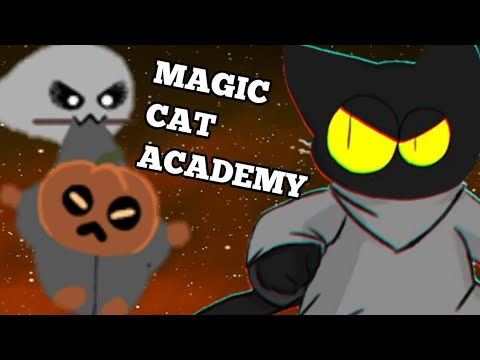 Magical Cat Ghostbuster Google S Magic Cat Academy Youtube