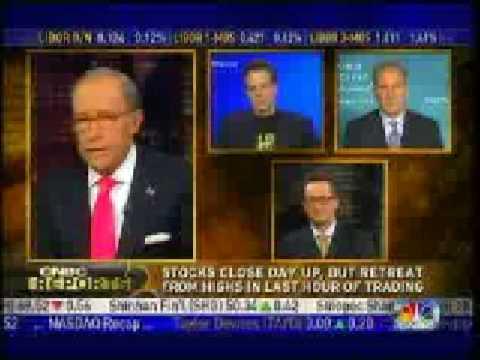 Peter Schiff on CNBC  01/06/09