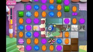 Candy Crush Saga level 770 (3 star, No boosters)
