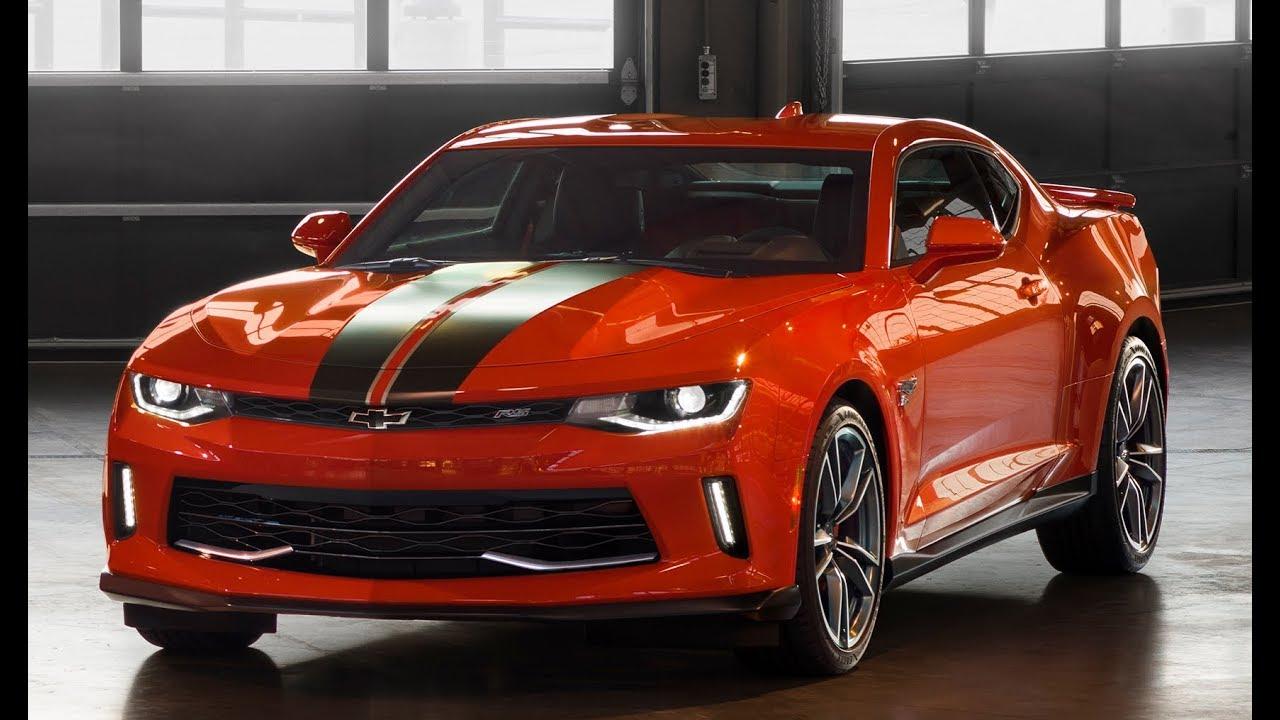 2018 Chevrolet Camaro Hot Wheels special edition - YouTube