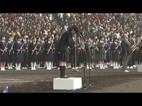 国家「君が代」独唱 野々村彩乃【高音質】