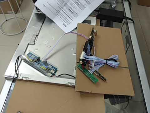 Universal Main Board Mesin Driver Panel Layar LCD LED TV Monitor LVDS FI  30pin SKR DIY TV