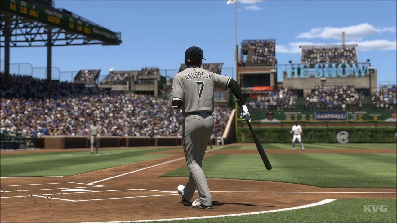 05847e38a MLB The Show 17 - Chicago White Sox vs Chicago Cubs