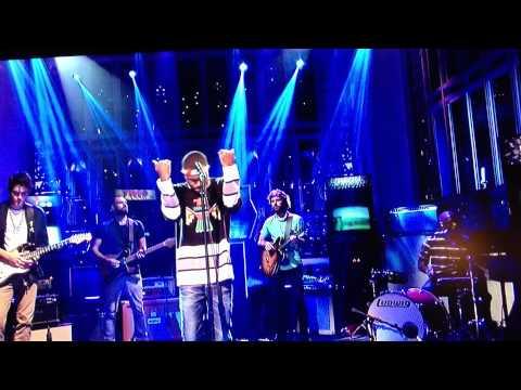 Frank Ocean- Saturday Night Live