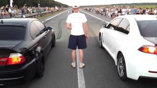 2012.07.26 - BMW M3 Лёха & Lancer EVO X - Драг adrenalinetime.info