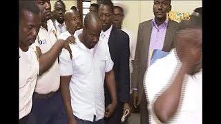 Gadel Janl Ye 25 Février 2019 / Libération de Michael Estera, l'haïtien arrêté avec les 7 étrangers