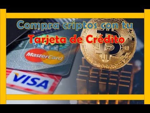 Cómo comprar Bitcoin con Tarjeta de Crédito😋😜