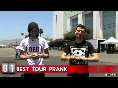 Hot Minute: blessthefall