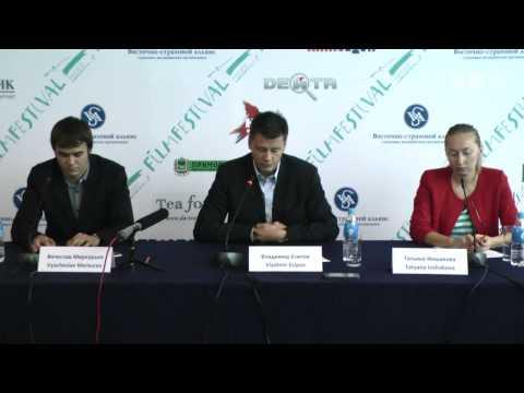 VL ru Пресс конференция с Владимиром Есиповым журнал GEO