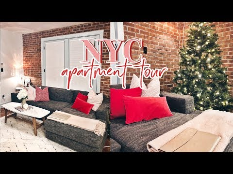 Nyc Holiday Apartment Tour
