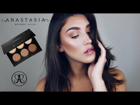 Anastasia Beverly Hills Contour Kit Review