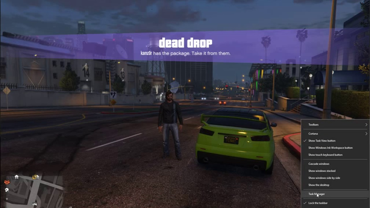 gta online private session