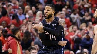DJ Augustin Game Winner Game 1! Lowry 0 Points! 2019 NBA Playoffs