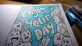 Simple Drawings Doodle 3