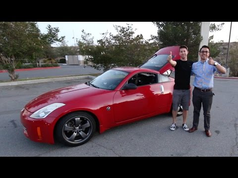 I Bought a Subscriber's 350Z!