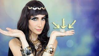 Kleopatra'nın Yüz Kremi Nasıl Yapılır - VII. Kleopatra Makyajı   Sebile Ölmez