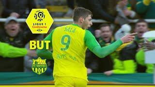But Emiliano SALA (16') / FC Nantes - LOSC (2-2)  / 2017-18