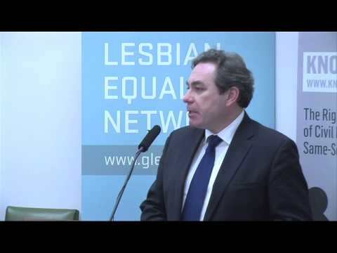 The launch of two authoritative publications on Civil Partnership by Chief Justice (Part 2 of 4)