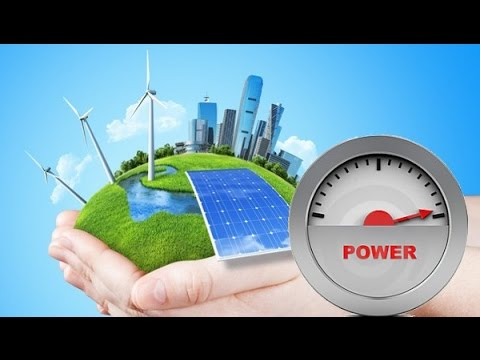 Renewable Energy Online LIVE Counter (LINK BELOW VIDEO)