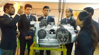 Best College For Aircraft Maintenance Engineering In India