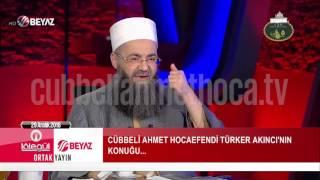 Cübbeli Ahmet Hoca Efendi - Beyaz TV Ne Var Ne Yok Programı 29 Aralık 2016