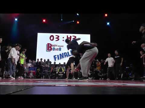 BBOY FRANCE 2019 CREW VS CREW (RE- LIVE PART 1)