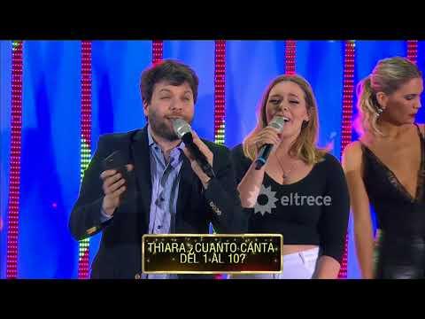 """Cantó """"Qlo"""" en karaoke con Guido y ganó"""