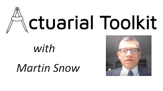 Live Interview #14 With Martin Snow (Life Insurance Actuary)