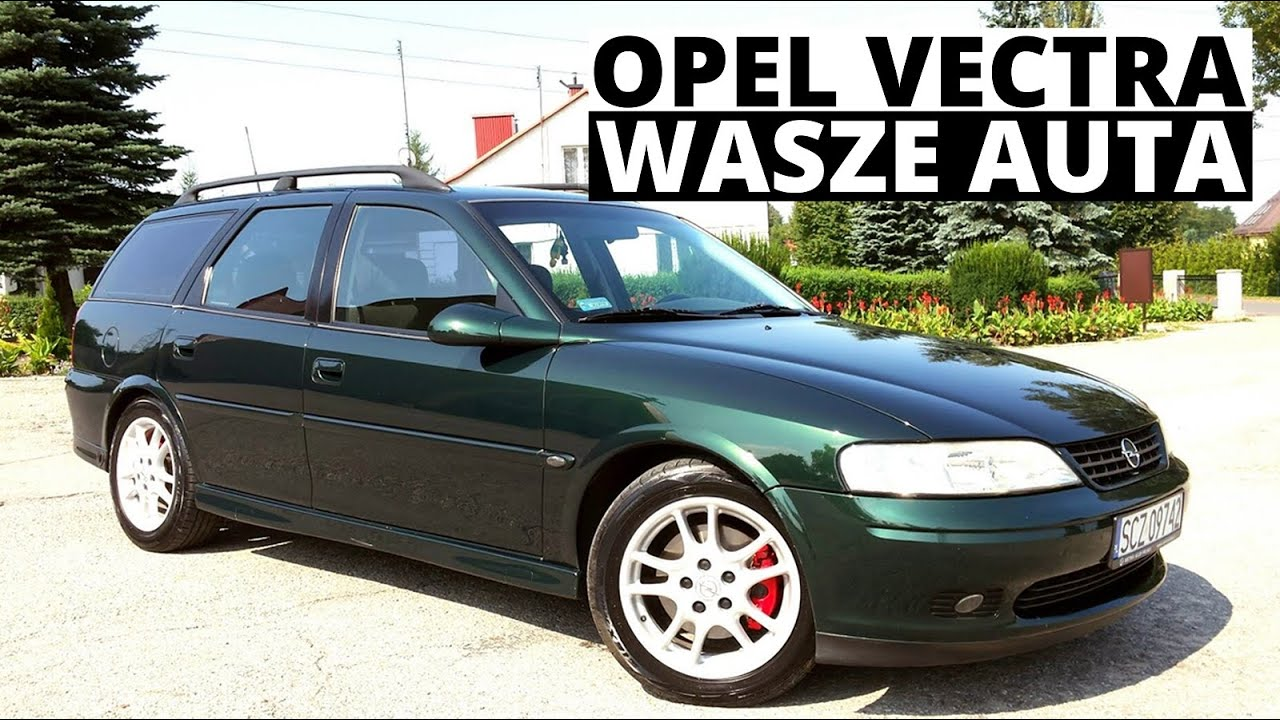 opel vectra b kombi 1999 wasze auta test 25. Black Bedroom Furniture Sets. Home Design Ideas