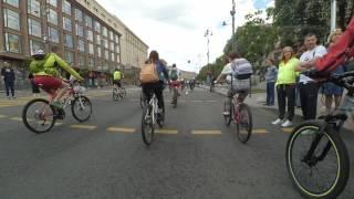 2017-05-20 Велодень 2017 Київ Хрещатик Kyiv Bike Day 2017 Ride Khreschatyk Крещатик