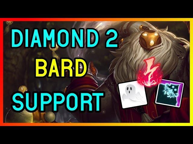 HALLOWEEN SPOOKY BARD DIAMOND 2 - League of Legends