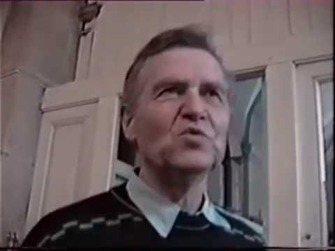 Visite de l'Abbaye par Nicolas Troubat - 5-11-1994
