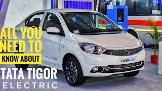 Tata Tigor EV | Detailed Review | Walkaround | In Hindi