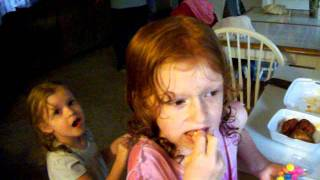 Spicy Chicken Fail, Alex Saying I Farted, And Kids Rock Staring It