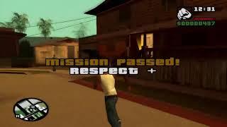 GTA SAN ANDREAS #01 Ps4