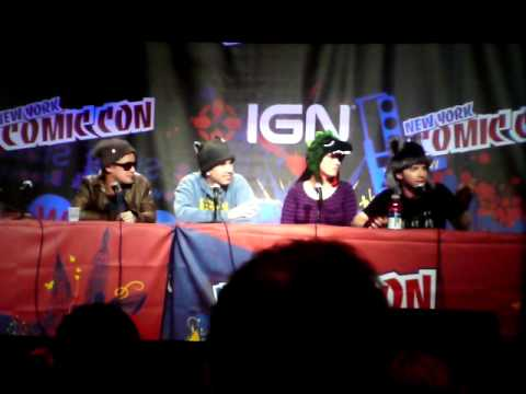 NY Comic Con Panel: Adult Swim: Robot Chicken