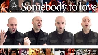 Download Somebody to love (Queen) - Barbershop Quartet