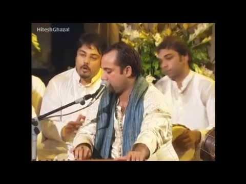 Koi Umeed Bar Nahi Aati Full HD - Mirza Ghalib - Rahat Fateh Ali Khan post HiteshGhazal