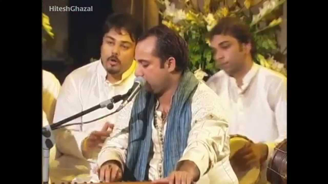 koi umeed bar nahi aati by rahat fateh ali khan