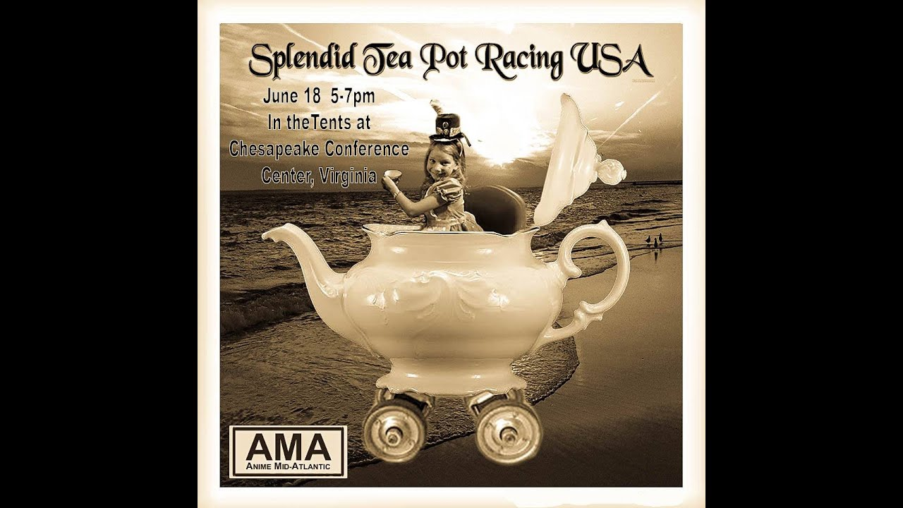 Start Your Engines! Ready  Set  GO! Teapot Racing Gains